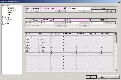 Distillation Column Absorber Stripper Fractionation Excel Matlab Software